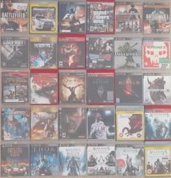 Jogos PS3 fazemos entregas eaceitamos cartões
