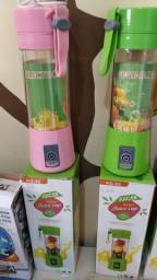 Mini liquidificador R$49,90 cada