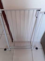 Grade de proteção porta usada
