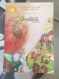 Livro Oficina das finanças na escola - Volume 4
