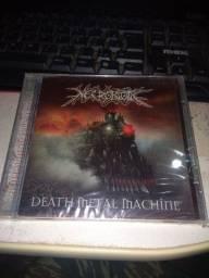 Cd Necrobiotic - Death Metal Machine