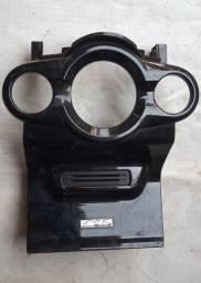Moldura painel instrumento ar condicionado - Nova Ecosport