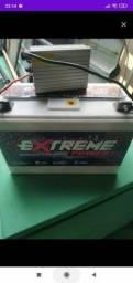 Bateria estacionária Extreme 120 amperes fabricação 2020