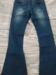 Calças jeans Marisol