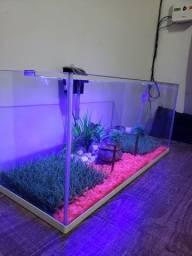 Aquario 75L Completo