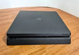 Playstation 4 SLIM 500GB - Impecável