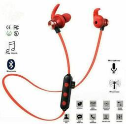 Fone de ouvido Bluetooth (com entrada para cartão de memória)