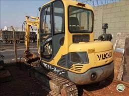Mini Escavadeira Yc35-8