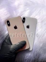 iPhone XS 64GB 12x de 270,00 sem juros