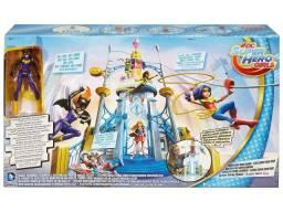 Action Figure DC Super Hero Girls High School & Triple Team Collection (Troco por Games)