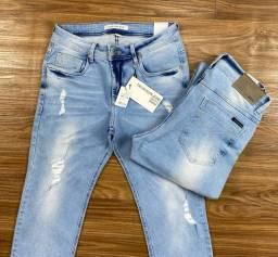 Vendo bermudas jeans 17$