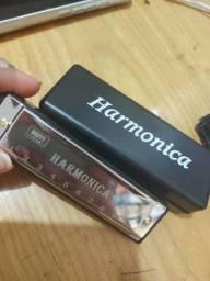 Gaita harmônica em C