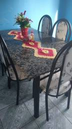 Jogo de mesa ,ar condicionado marca consul