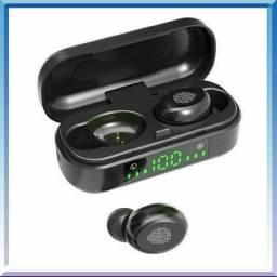 Fone de ouvido Bluetooth TWS V8