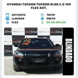 Tucson blindado 2012