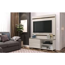 "Home Lukaliam R777 TV50"", porta de correr c/ rodízios cromados"