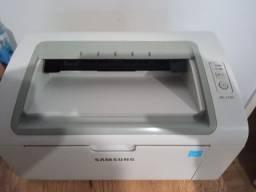 Impressora samsung laser preta