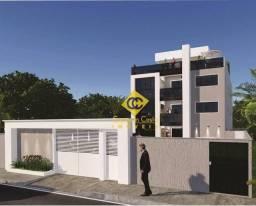 Apartamento com 3 dormitórios à venda, 100 m² por R$ 490.000,00 - Costa Azul - Rio das Ost