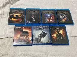 Blu Ray Coleção: Batman Todos! Originais