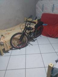 Bike motorizada  rebaixada