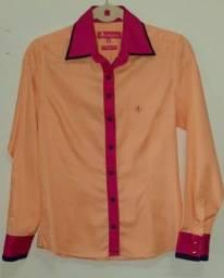 Camisa feminina Dudalina tamanho 40 apenas R$40