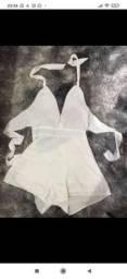 Macaquinho Branco