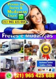 Mudança Local e para todo Brasil