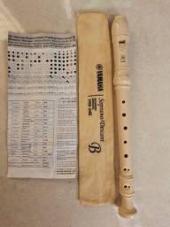 Flauta 1 semana de uso