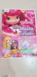 DVD MORANGUINHO COM MUITO BRILHO