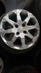 (Somos loja) Roda Astra aro 15, unidade ou jogo completo. Ate 12x no cartão