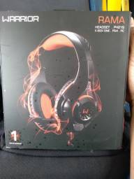 Headset Gama warrior
