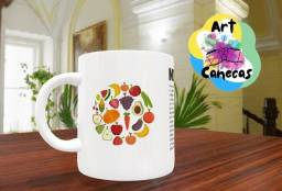 ArtCanecas Nutrição/ Caneca Personalizada