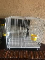 Gaiola para calopsitas, periquitos, pássaros