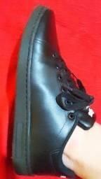 Sapato Red Fox preto.