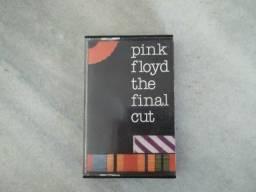 Fita Cassete Pink Floyd-The Final Cut