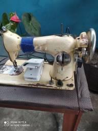 máquina de custura motorizada