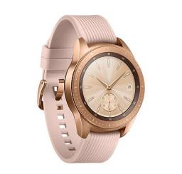 Título do anúncio: Samsung watch galaxy gear feminino gold rosé