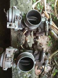 Carburadores duplos Kombi