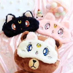 Máscara de dormir Gatinho Sailor Moon
