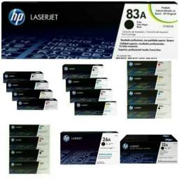 Toner HP CE270A original