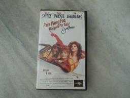 Fita VHS Para Wong Foo, Obrigada Por Tudo!