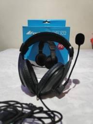 Fone Headset Fortrek HSL102
