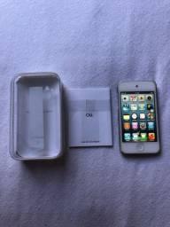 Ipod touch 16gb - 4 geração (melhor anunciado)