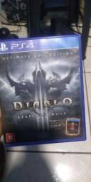 Diablo lll dublado PS4