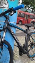 Bicicleta Rino 29 Everest + Trava Hidraulico Gts 24v