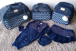 Promoção kit maternidade menino