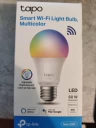 Lâmpada Smart 60w wi-fi Tp-Link 220V