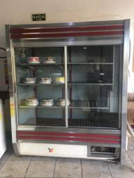 Balcão refrigerado/ freezer