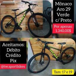 Bicicletas Mônaco Aro 29