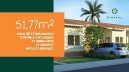 Título do anúncio: P/M: Casa em condomínio fechado próximo ao posto Maracajá (São José de Ribamar)